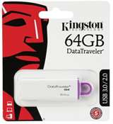 Kingston Kingston Pendrive USB 3.0 64GB DTIG4/64GB