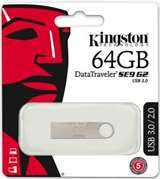 Kingston Kingston Pendrive USB 3.0 64GB DTSE9G2/64GB