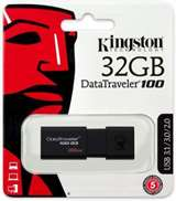 Kingston Kingston Pendrive USB 3.0 32GB DT100G3/32GB