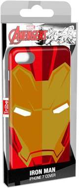 Tribe Tribe iPhone 7/8 Hood Case Ironman