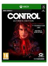 505 Games XBOX Serie X Control Ultimate Edition