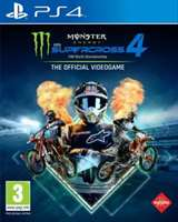 Milestone PS4 Monster Energy Supercross 4