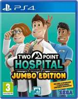 Sega PS4 Two Point Hospital: Jumbo Edition