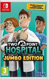 Sega Switch Two Point Hospital: Jumbo Edition